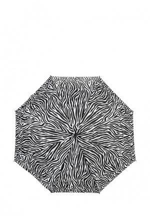 Зонт-трость Kawaii Factory. Цвет: серый