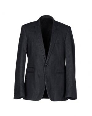 Пиджак JUNK DE LUXE. Цвет: свинцово-серый