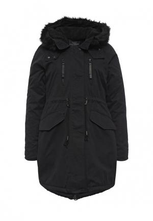 Куртка утепленная Alcott. Цвет: черный