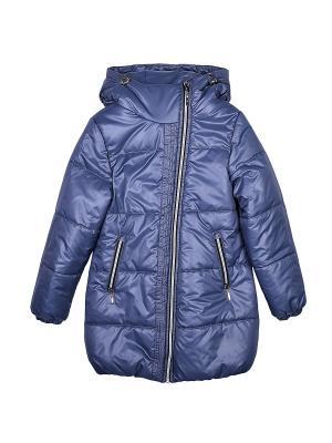 Куртка WOW. Цвет: темно-серый
