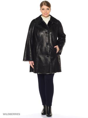Пальто BERKLINE. Цвет: черный