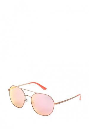 Очки солнцезащитные Vogue® Eyewear. Цвет: бордовый