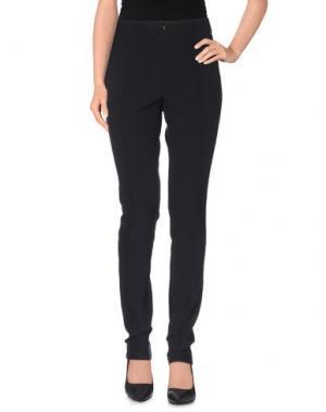 Повседневные брюки LUIS CIVIT. Цвет: стальной серый