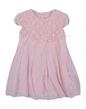 Платье SPECIAL DAY. Цвет: розовый