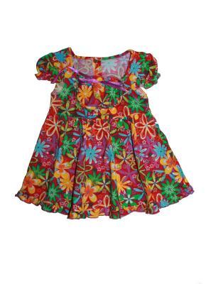Платье Три ползунка