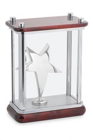 Статуэтка Звезда Linea del Tempo. Цвет: коричневый