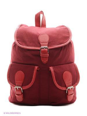 Рюкзак Modis. Цвет: бордовый