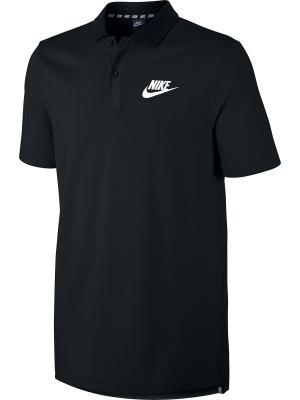 Футболка-поло M NSW AV15 POLO Nike. Цвет: черный