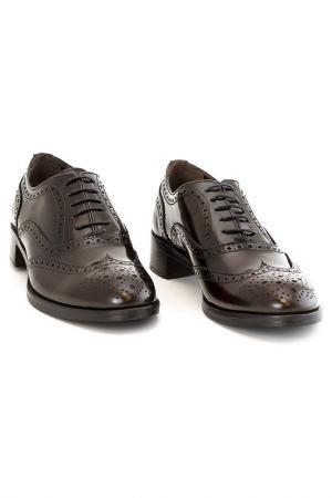 Ботинки Sutor Mantellassi. Цвет: коричневый