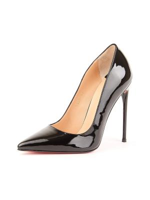 Туфли Lottini. Цвет: черный