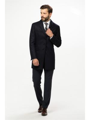 Пальто Troy collezione. Цвет: черный