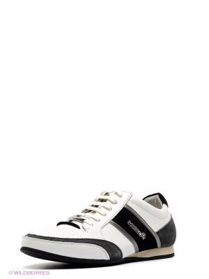 Кроссовки Ascot. Цвет: белый, черный