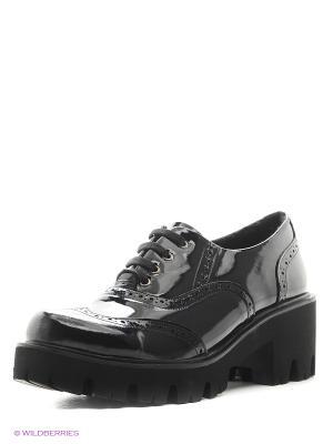 Ботинки JUST COUTURE. Цвет: серый