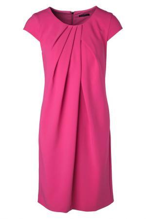 Платье Apart. Цвет: ярко-розовый