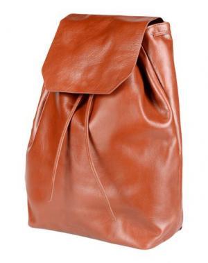Рюкзаки и сумки на пояс ROYAL REPUBLIQ. Цвет: коричневый
