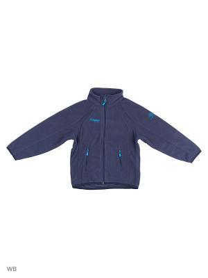 Куртка Bergans. Цвет: темно-синий