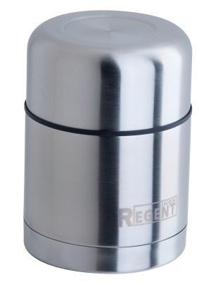 Термос суповой Regent inox. Цвет: серебристый