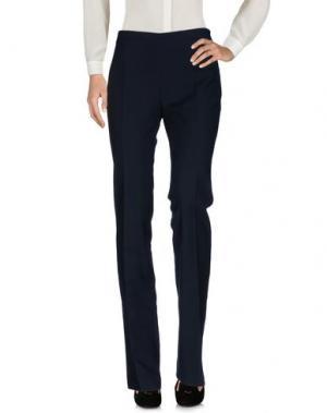 Повседневные брюки KOCCA. Цвет: темно-синий
