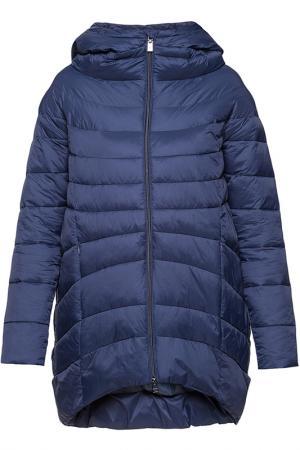 Пальто ODRI Mio. Цвет: синий