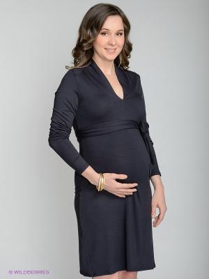 Платье Noppies. Цвет: темно-синий