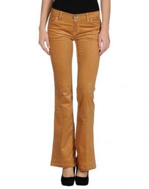 Повседневные брюки SHI 4. Цвет: песочный