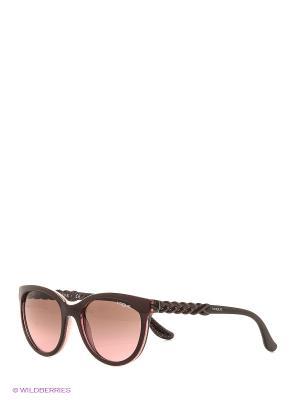 Очки солнцезащитные 0VO2915S-226214 Vogue. Цвет: бордовый