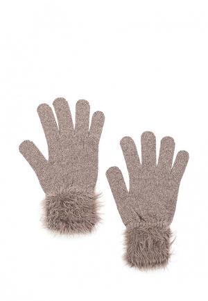 Перчатки Liu Jo. Цвет: серый