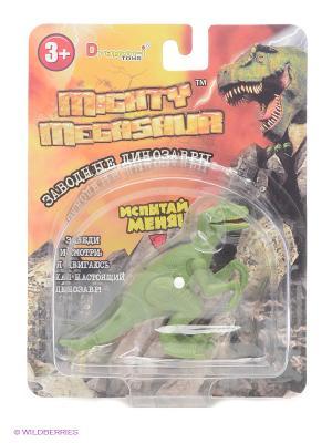 Заводная фигурка Велоцираптор Dragon-i. Цвет: зеленый