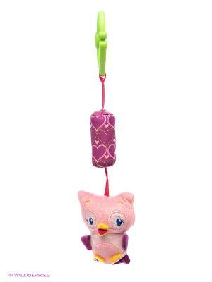 Развивающая игрушка BRIGHT STARTS. Цвет: розовый