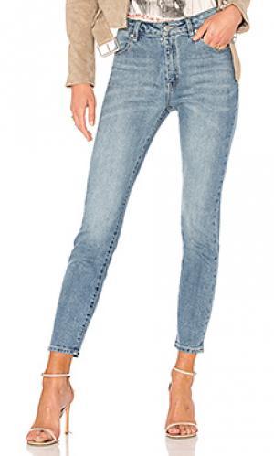 Узкие джинсы miller ROLLAS ROLLA'S. Цвет: none
