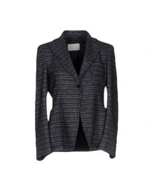 Пиджак L' AUTRE CHOSE. Цвет: темно-синий