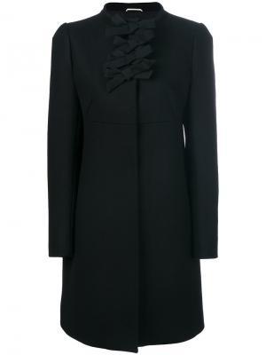 Пальто с бантами Rochas ROWL105501RL210200B12313849