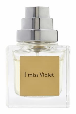 Парфюмерная вода I miss Violet 50ml The Different Company. Цвет: multicolor
