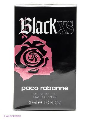 Paco Rabanne Black XS For Her Ж Товар Туалетная вода 30 мл 3349666002742