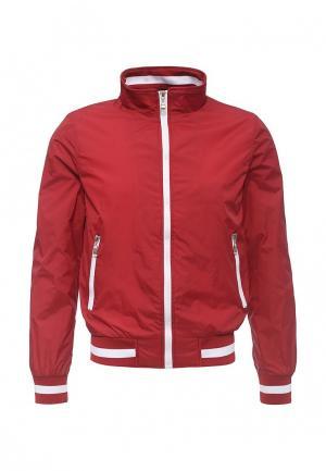 Куртка M&2. Цвет: красный