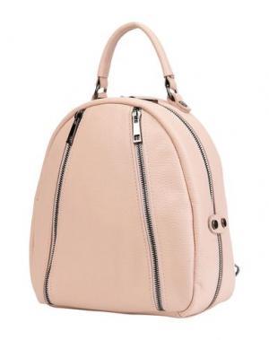 Рюкзаки и сумки на пояс PARENTESI. Цвет: розовый