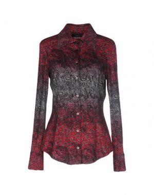 Pубашка FISICO-CRISTINA FERRARI. Цвет: кирпично-красный