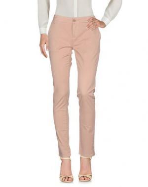 Повседневные брюки ATELIER FIXDESIGN. Цвет: верблюжий