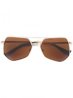 Солнцезащитные очки Megalast II Grey Ant. Цвет: металлический