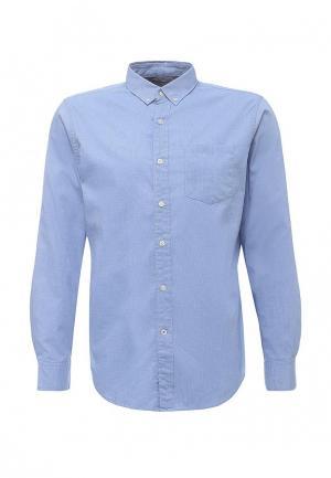 Рубашка Banana Republic. Цвет: голубой