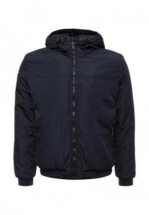 Куртка утепленная B.Men. Цвет: синий