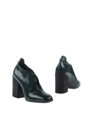Ботинки FIORIFRANCESI. Цвет: зеленый