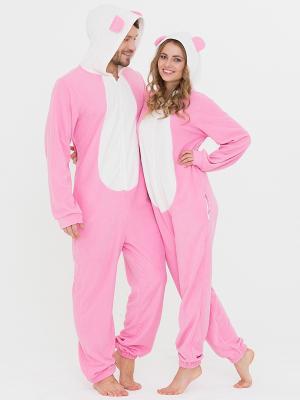 Пижама Футужама. Цвет: розовый