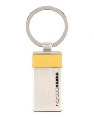 Брелок для ключей MOMO DESIGN. Цвет: желтый