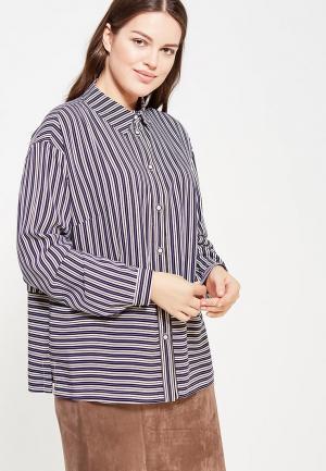 Блуза Vis-a-Vis. Цвет: фиолетовый