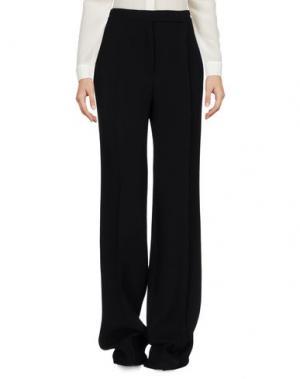 Повседневные брюки MARCO DE VINCENZO. Цвет: черный
