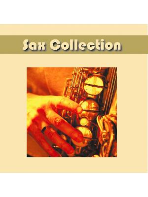 Sax Collection (компакт-диск MP3) RMG. Цвет: прозрачный
