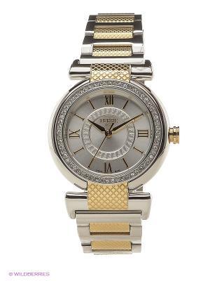 Часы Ferre Milano. Цвет: золотистый, серый