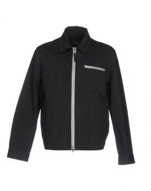 Куртка MARC BY JACOBS. Цвет: стальной серый