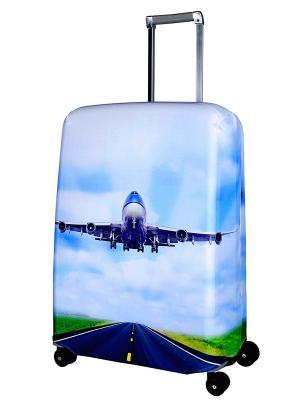 Plane M/L Coverway. Цвет: голубой